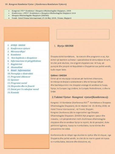 ordine oftalmologice)