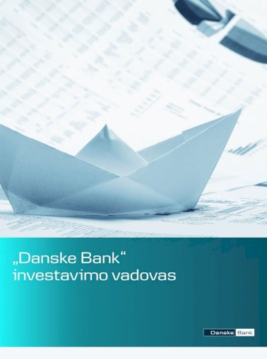 ETF fondai: praktinio investavimo vadovas
