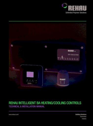 REHAU BA Controller Technical Manual - [PDF Document]   Rehau Underfloor Heating Wiring Diagram      Documents MX