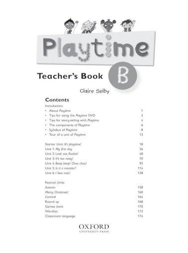 Teacher S Book Oxford University Pre Unit 4 Beep Beep Choo Choo 92 Unit 5 Is It A Monster Pdf Document