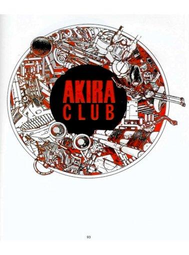 Akira Club Pdf