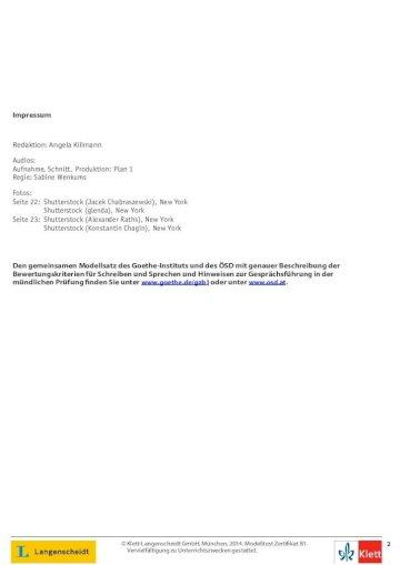 Gemeinsam etwas planen b1 beispiel pdf