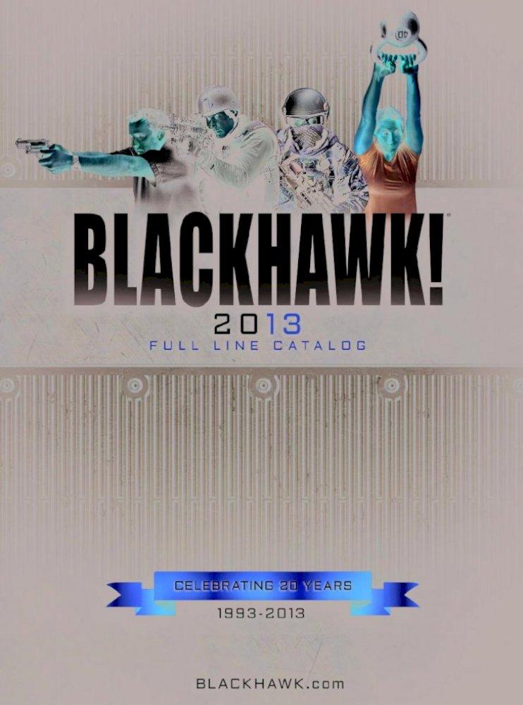 Cordura Blackhawk 44A002BK Double Mag Pouch Double Row - 21 Glock