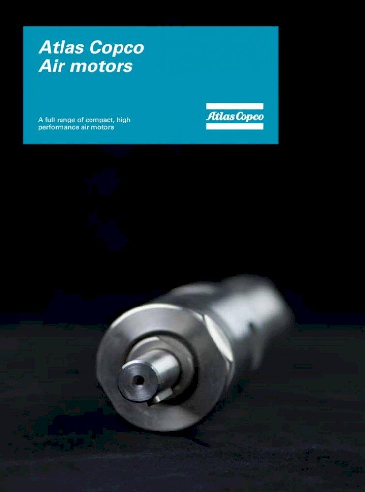 ATLAS COPCO 8411 0563 62 LZB54-AR004-11 AIR MOTOR NEW