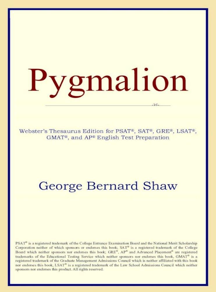 George Bernard Shaw Pygmalion Webster S Bernard Shaw 3