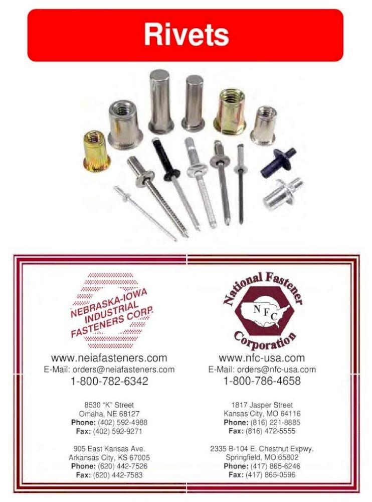 """Aluminum CLOSED END POP Rivets *6-4 Grip* 3//16/"""" x .531 .126 - .250 50"""