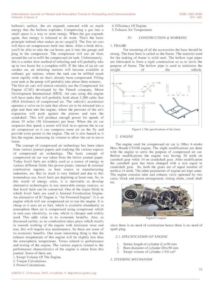 Design And Fabrication Of Compressed Air Powered 1 Pdfdesign And Fabrication Of Compressed Air Powered Car Caused Severe Forest Damage In The Past Decades Pacity To Satisfy Present Demand And Can