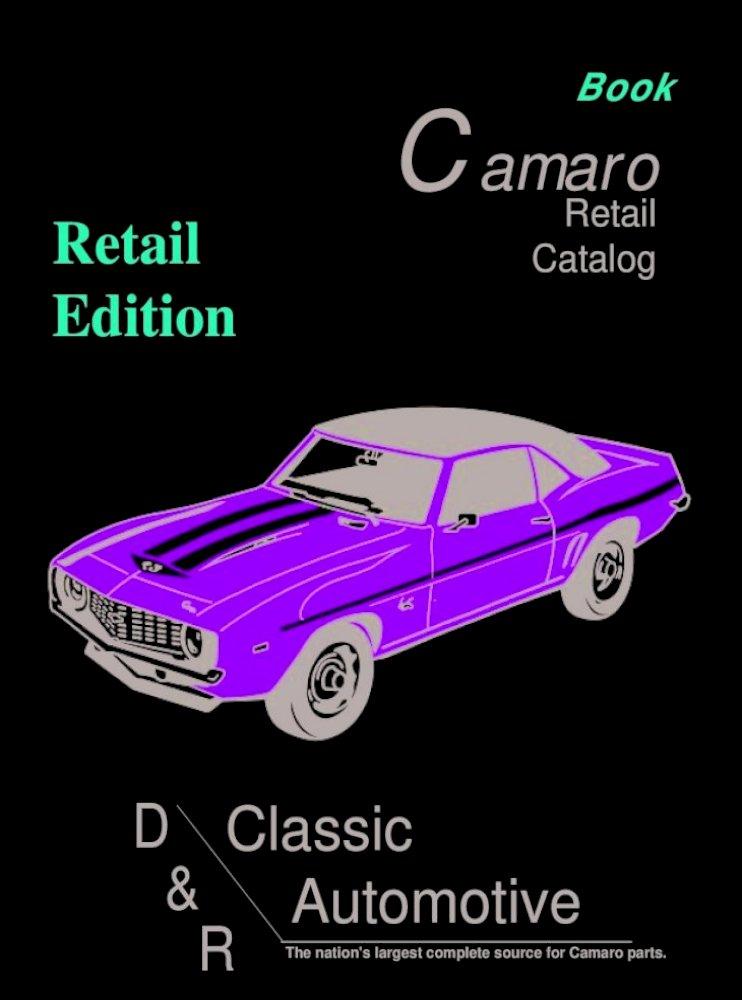 Sport LT Z28 1977 Chevrolet Camaro Original Car Sales Brochure Catalog